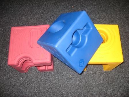 Playground-tastic plastic!