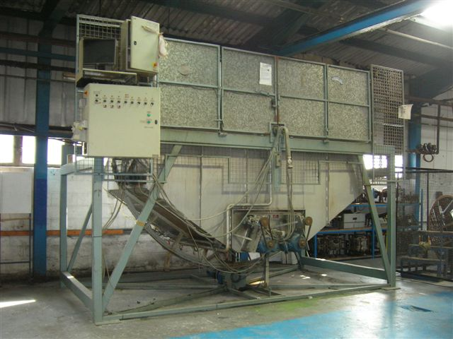 used rotational moulding machine for sale 2
