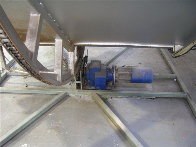 used rotational moulding machine for sale 8